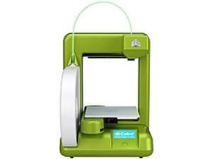 """3D Systems Cube Printer 2nd Generation GREEN - 5.50"""" x 5.50"""" x 5.50"""" Build Size - Plastic Jet Printing (PJP) - Single Jet - 7.9 mil Layer - Plastic Supported"""