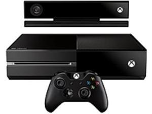 Microsoft Xbox One 7UV-00077 Gaming Console with Kinect - 500 GB Hard Drive - AMD Jaguar 1.60 GHz Processor - 8 GB RAM - Wireless Controller - 1920 x 1080