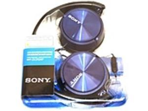 Sony ZX Series MDR-ZX310AP/L Headband Stereo Headphones - Blue