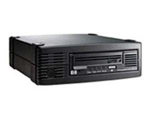 HP StorageWorks 1760 LTO Ultrium 4 Tape Drive - 800 GB (Native)/1.6 TB (Compressed) - Serial Attached SCSI - External