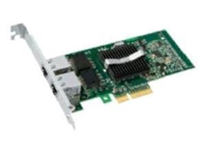 Intel PRO/1000 PT Dual Port Server Adapter - Network adapter - PCI Express x4 - EN, Fast EN, Gigabit EN - 10Base-T, 100Base-TX, 1000Base-T - 2 ports - Single Card