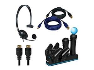 dreamGEAR DGPS3-3832 Gaming Accessory Kit