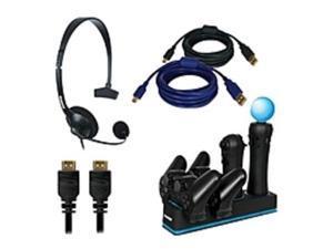dreamGEAR DGPS3-3832 Gaming Accessory Kit