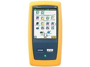 Fluke Networks OneTouch AT Network Assistant - 1 x USB - 2 x Network (RJ-45) - 2 Number of Total Expansion Slot(s) - 2 Number of SFP Slot(s) - Twisted Pair - Battery Rechargeable