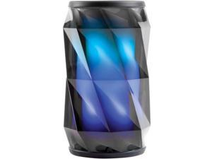 iHome IBT74BXC Color-Changing Rechargeable Bluetooth Speaker - Black