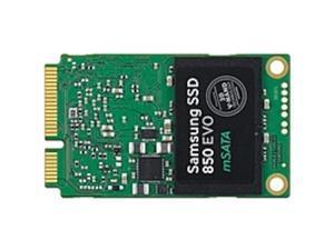 Samsung 850 EVO 120 GB Internal Solid State Drive - mini-SATA - 512 MB Buffer - 540 MB/s Maximum Read Transfer Rate - 520 MB/s Maximum Write Transfer Rate - Plug-in Module