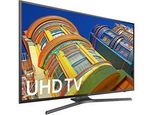 Samsung 6-Series UN50KU6300 50-inch Class 4K Smart UHD LED TV - 3840 x 2160 - 120 MR - Black