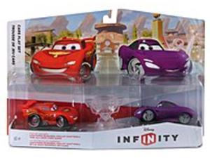 Disney 712725023737 Infinity Cars Play Set Pack - Universal