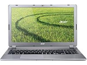 Acer Aspire V5-552-X814 Laptop PC - AMD A10-5757M 2.5 GHz Quad-Core Processor - 6 GB DDR3 RAM - 750 GB Hard Drive - 15.6-inch Display - Windows 8 - Silver