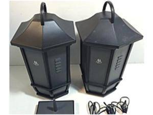 Acoustic Research WS2PK63 Portable Wireless Speakers - Indoor/Outdoor - Pair