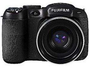 Fujifilm Finepix S2940 650002817 14.0 Megapixel Digital Camera - 18x Optical, 6.7x Digital Zoom - 3-inch LCD Display - Black