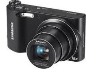 Samsung EC-WB150FBPBUS 14.2 Megapixels Digital Camera - 18x Optical/5x Digital Zoom - 3-inch LCD Display - Black