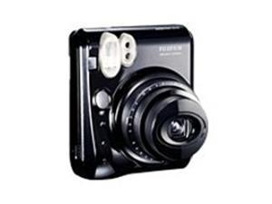 Fujifilm Instax Mini 16102240 50S Instant Camera - 60 mm - Built-in Flash - Piano Black