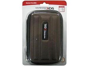 RDS Industries 663293104314 Game Traveler Case for Nintendo 3DS - Black