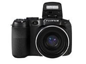 Fujifilm FinePix 16144224 S2940 14 Megapixels Digital Camera - 18x Optical Zoom/6.7x Digital Zoom - 3.0-inch LCD Display - SD Card - Black