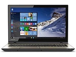 Toshiba Satellite PSPTQU-00U01C S55T-C5225 Laptop PC - Intel Core i7-5500U 2.4 GHz Dual-Core Processor - 12 GB DDR3L SDRAM - 1 TB Hard Drive - 15.6-inch Touchscreen Display - Windows 10 Home ...