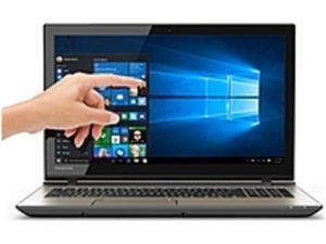 Toshiba Satellite PSPTYU-001002 S55T-C5322 Notebook PC - Intel Core i7-6500U 2.5 GHz Dual-Core Processor - 16 GB DDR3L RAM - 1 TB Hard Drive - 15.6-inch Touchscreen Display - Windows 10 Home ...