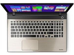 Toshiba Satellite PSKWQU-00H007 L55T-C5226 Laptop PC - Intel Core i7-5500U 2.4 GHz Dual-Core Processor - 16 GB DDR3L SDRAM - 1 TB Hard Drive - 15.6-inch Touchscreen Display - Windows 8.1 64-bit ...