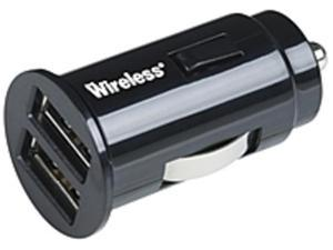 Just Wireless 03260 USB Car Charger for iPhone 5 - Black