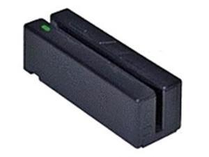 MagTek 21040140 SureSwipe USB Magnetic Card Reader - Track-1, 2, 3 - Black