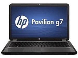 HP Pavilion B4Z74UA G7-2022US Notebook PC - Intel Core i5-2450M 2.5 GHz Dual-Core Processor - 6 GB DDR3 SDRAM - 750 GB Hard Drive - 17.3-inch Display - Windows 7 Home Premium 64-bit