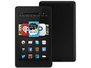 Amazon Kindle Fire HD KNDFRHD16W6IN Tablet PC - 2 x 1.5 GHz + 2 x 1.2 GHz Quad-Core Processor - 1 GB RAM - 16 GB Storage - 6-inch Touchscreen Display - Fire OS 4