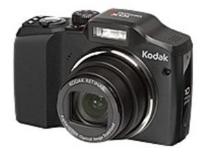 Kodak 8112708 10 Megapixels Compact Camera - 10x Optical Zoom - 5x Digital Zoom - SD, SDHC - 2.5-inch LCD Display - Black