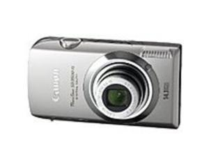 Canon PowerShot 4192B001 SD3500 14.1 Megapixels Digital Camera - 4x Digital/5x Optical Zoom - 3.5-inch LCD Display - Silver