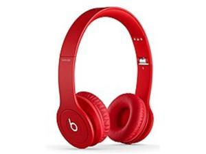 Beats By Dr Dre SOLO HD 900-00156-01 On-Ear Headphones - Binaural - Stereo - Matte Red