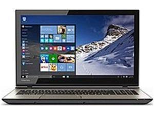 Toshiba Satellite PSPTQU-008004 S55T-C5276 Notebook PC - Intel Core i7-5500U 2.4 GHz Dual-Core Processor - 12 GB DDR3L RAM - 1 TB Hard Drive - 15.6-inch Touchscreen Display - Windows 10 Home