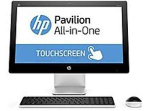 HP Pavilion N0A22AA 23-Q140 23-inch All-in-One Desktop PC - AMD A10-8700P 1.80 GHz Quad-Core Processor - 8 GB DDR3L SDRAM - 1 TB Hard Drive - Windows 10 Home - White