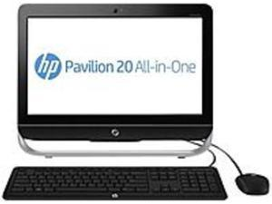 HP Pavilion H3Y89AA 20-B010 All-in-One Desktop PC - AMD E1-1200 1.4 GHz Dual-Core Processor - 4 GB RAM - 500 GB Hard Drive - 20-inch Widescreen Display - Windows 8 64-bit Edition