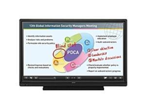 "Sharp AQUOS BOARD PN-L603B Digital Signage Monitor - 60"" LCD - 1920 x 1080 - Edge LED - 300 Nit - HDMIEthernet"