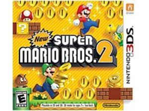 Nintendo 045496742072 New Super Mario Bros. 2 for 3DS