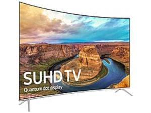 Samsung 8-Series UN55KS8500 55-inch Class 4K SUHD Smart Curved LED TV - 3840 x 2160 - 240 MR - Black