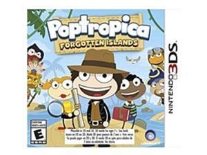 Ubisoft Poptropica: Forgotten Islands - Action/Adventure Game - Nintendo 3DS