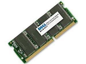 Dell SNP1C7JGC/512 512 MB Memory Module - DDR SDRAM - SO-DIMM 100-Pin - 400 MHz