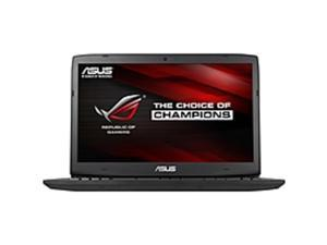 "ROG G751JT-CH71 17.3"" (In-plane Switching (IPS) Technology) Notebook - Intel Core i7 (4th Gen) i7-4710HQ Quad-core (4 Core) 2.50 GHz - Black - 16 GB DDR3L SDRAM RAM - 1 TB HDD - DVD-Writer - ..."