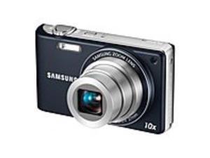 Samsung EC-PL210ZBPUUS PL210 Digital Camera - 14.2 Megapixels - 10x Optical Zoom / 5x Digital Zoom - 3-inch Display - Blue