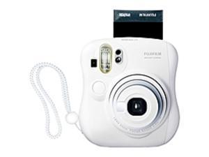 Fujifilm Instax Mini 25 Instant Film Camera - Instant Film - White