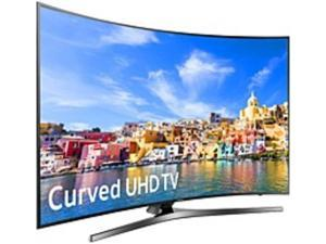 Samsung UN65KU7500FXZA 65-inch Curved 4K Ultra HD Smart LED TV - 2840 x 2160 - 120 MR - HDMI