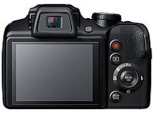 Fujifilm FinePix 074101025958 S9750 16.0 Megapixels Digital Camera - CMOS - 50x Digital Zoom - Black