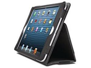 "Kensington K97126WW Portafolio Carrying Case  for 8"" iPad mini, Paper Sheet, Business Card, Stylus - Black - Scratch Resistant Screen Protector, Damage Resistant Screen Protector, Drop Resistant - ..."