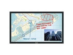 "Panasonic TH-65BF1U 65"" Edge LED LCD Touchscreen Monitor - 16:9 - 6.50 ms - Infrared - Multi-touch Screen - 1920 x 1080 - Full HD - 50,000:1 - 350 Nit - Speakers - DVI - HDMI - USB - VGA - 2 x ..."