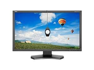 "NEC Monitor MultiSync PA272W-BK-SV 27"" GB-R LED LCD Monitor - 16:9 - 6 ms - Adjustable Monitor Angle - 2560 x 1440 - 1.07 Billion Colors - 340 Nit - 1,000:1 - WQHD - DVI - HDMI - MonitorPort - USB ..."