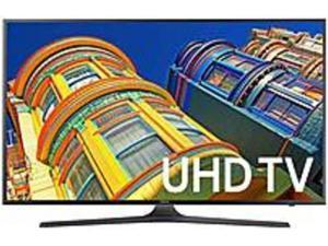 Samsung 6-Series UN43KU6300FXZA 43-inch 4K UHD TV - 3840 x 2160 - 120 MR - HDMI, USB
