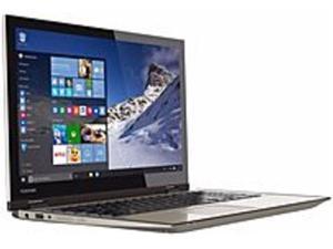 Toshiba Satellite PSLRAU-00P008 L55W-C5280 Laptop PC - Intel Core i5-5200U 2.2 GHz Up to 2.7 GHz Dual-Core Processor - 8 GB DDR3L RAM - 750 GB Hard Drive - 15.6-inch Touchscreen Display - Windows ...