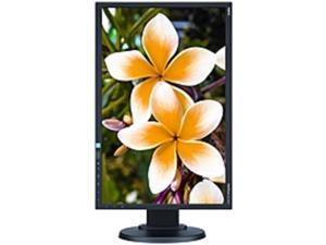 "NEC Monitor MultiSync EA275WMI-BK 27"" LED LCD Monitor - 16:9 - 6 ms - 2560 x 1440 - 16.8 Million Colors - 350 Nit - 1,000:1 - WQHD - Speakers - DVI - HDMI - MonitorPort - USB - 61 W - Black - TCO ..."
