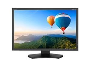 "NEC Monitor MultiSync PA302W-BK 29.8"" LED Monitor - 16:10 - 6 ms - Adjustable Monitor Angle - 2560 x 1600 - 1.07 Billion Colors - 340 Nit - 1,000:1 - WQXGA - DVI - HDMI - MonitorPort - USB - 87 W ..."