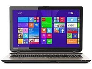 Toshiba PSKULU-03200S L55D-B5364 Laptop PC - AMD A8-6410 2 GHz Quad-Core Processor - 8 GB DDR3L RAM - 1 TB Hard Drive - 15.6-inch Display - Windows 8.1 - Silver